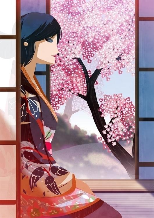 geisha - pascal_phan | ello