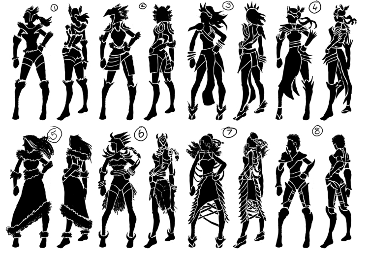 Early thumbnails character scup - kryss-1106 | ello