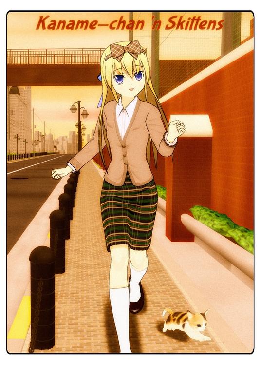 comipo/pixlr: kaname-chan skitt - chrisjohnson-1127   ello