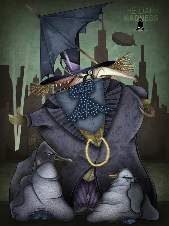 penguin - Thepenguin, OswaldChesterfieldCobblepot - eliran_bichman | ello