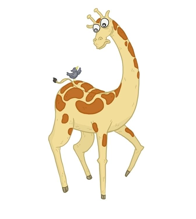 giraffe - vianeo | ello