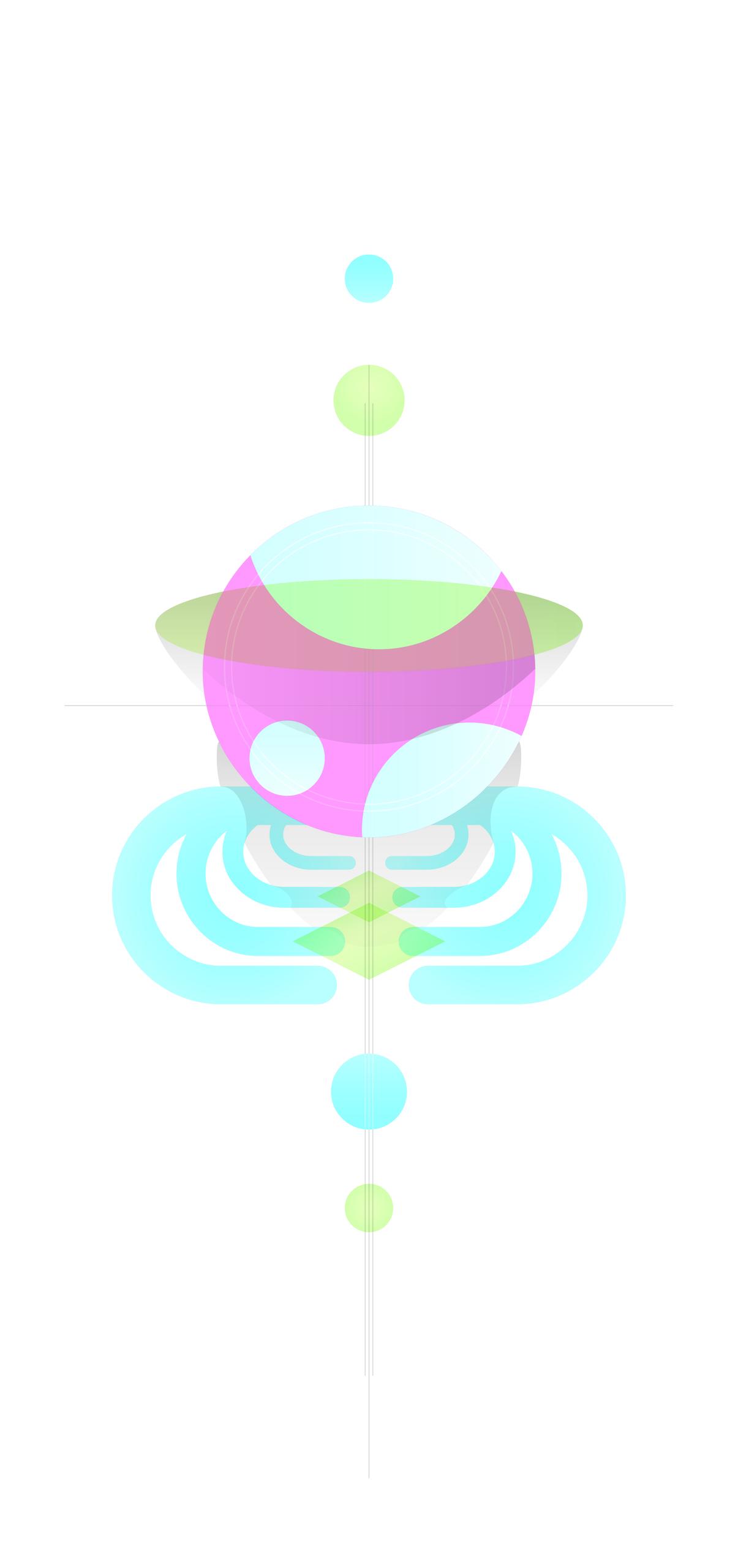 Octopus – Minimalist poster - illustration - whitewall | ello