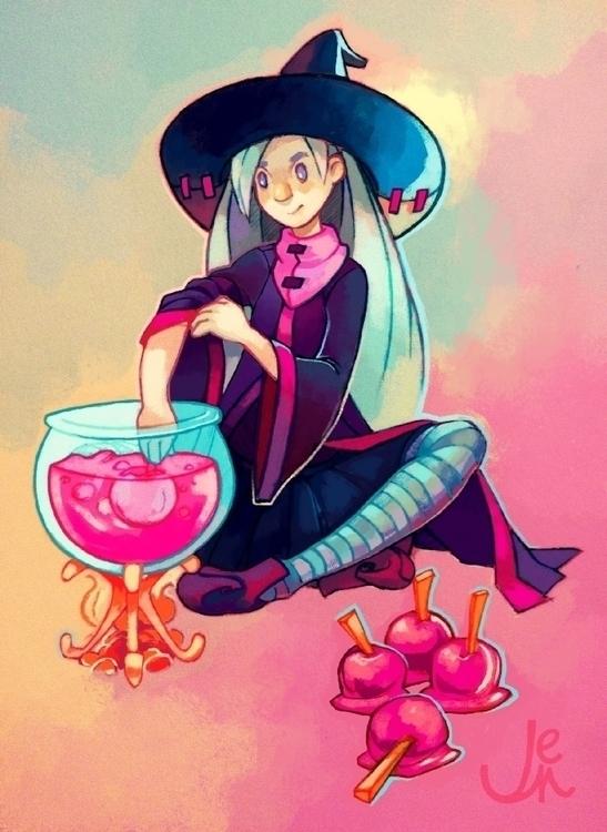 Happy Halloween - estirdalin | ello