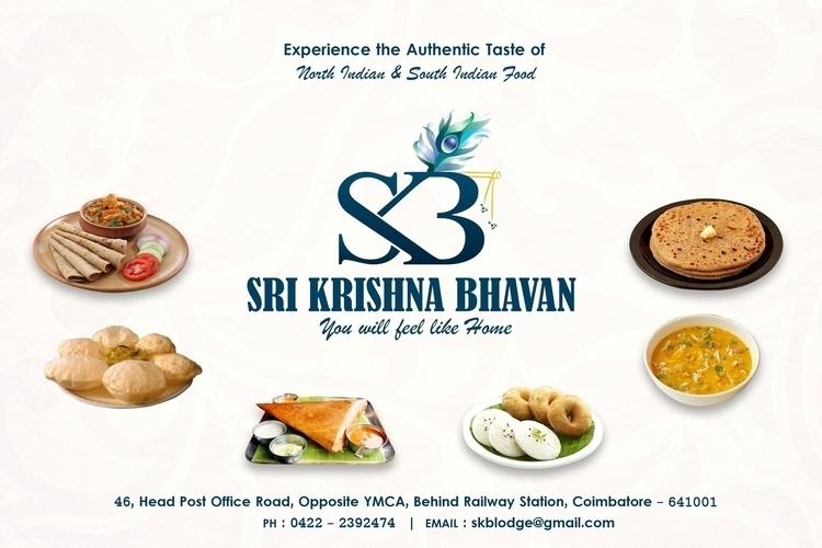 SRI KRISHNA BHAVAN - HOTEL - design - drtheeditor | ello