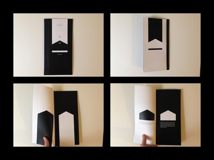 Poetics Space book designed con - mhettich | ello
