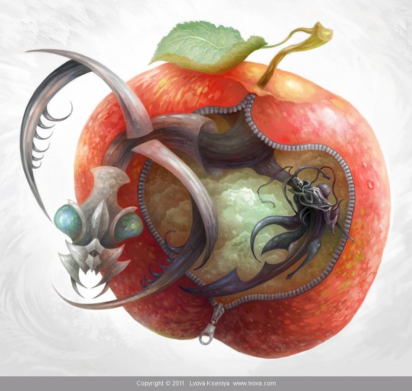 Illustration Vladimir Shirogoro - kseniyalvova | ello
