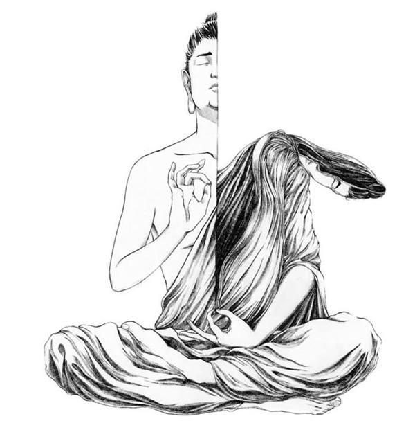 Anatta - #anatta, #eakkarlak, #drawing - eakkarlak | ello