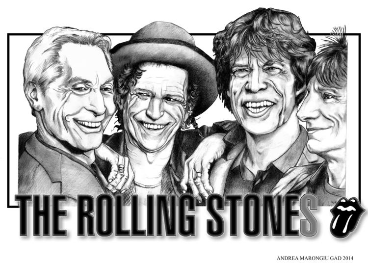 rollingstones, rollingstones - andream-8680 | ello