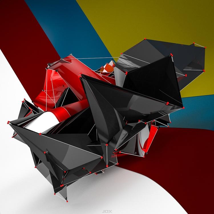 Abstract Day Art 4 - abstract, digitalart - jdx-1450 | ello