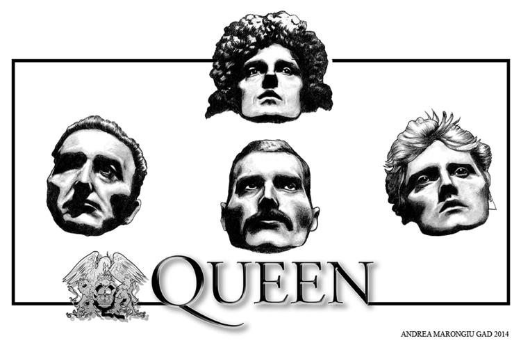 queen, thequeen, thequeen, rockmusic - andream-8680 | ello
