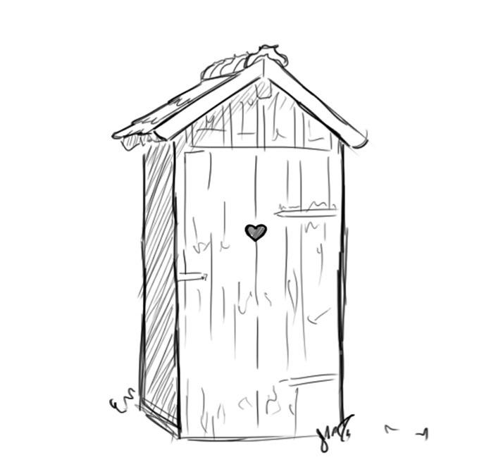Lovely Bathroom Break - austria - sophiedut | ello