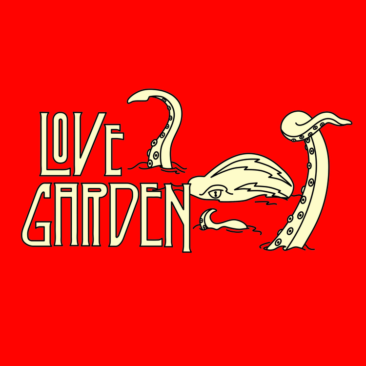 Love Garden Squids kickball tea - missjenbeck | ello