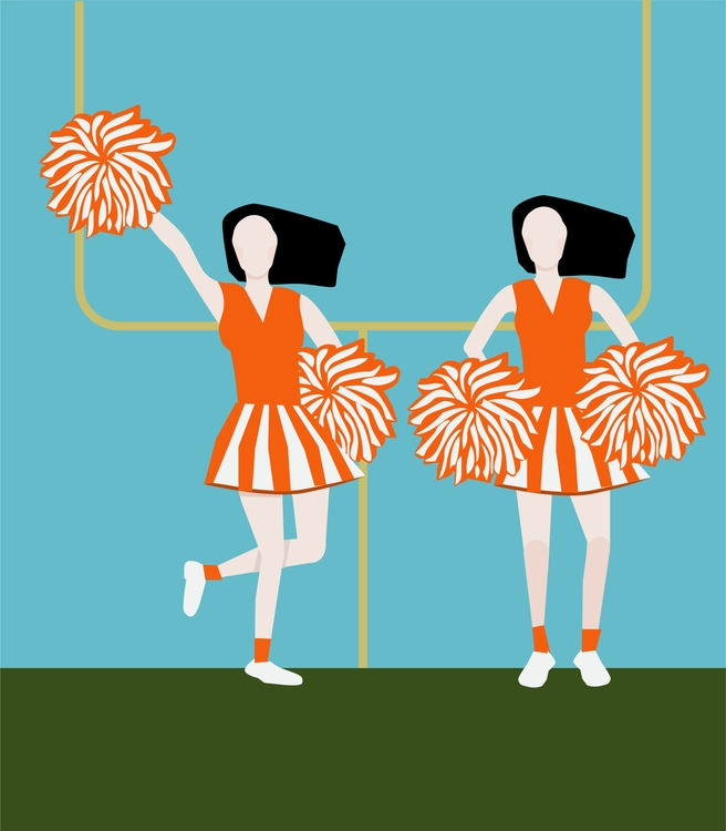 Cheer - illustration, concept - cwdesign-1030 | ello