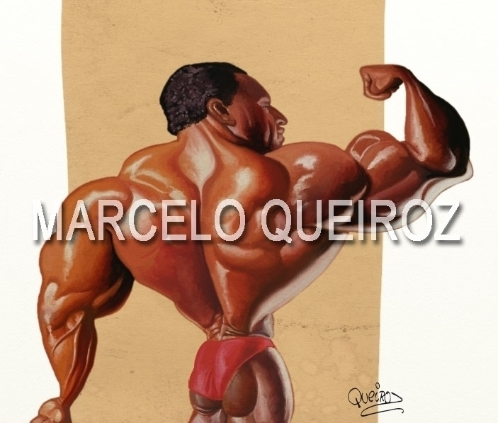 Personal illustration part seri - queiroz-9973 | ello