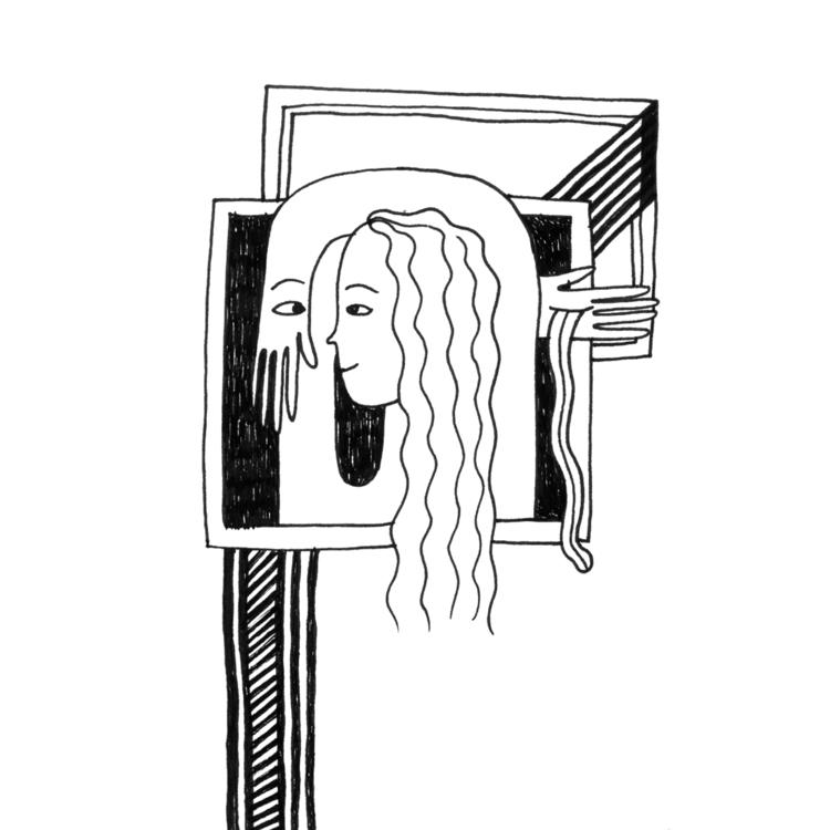 Mad - illustration, characterdesign - olga_msk | ello