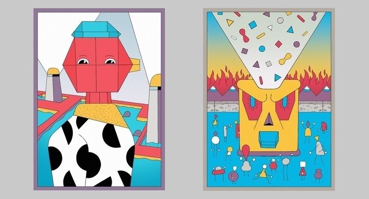 illustrations, illustration, drawing - bellons | ello