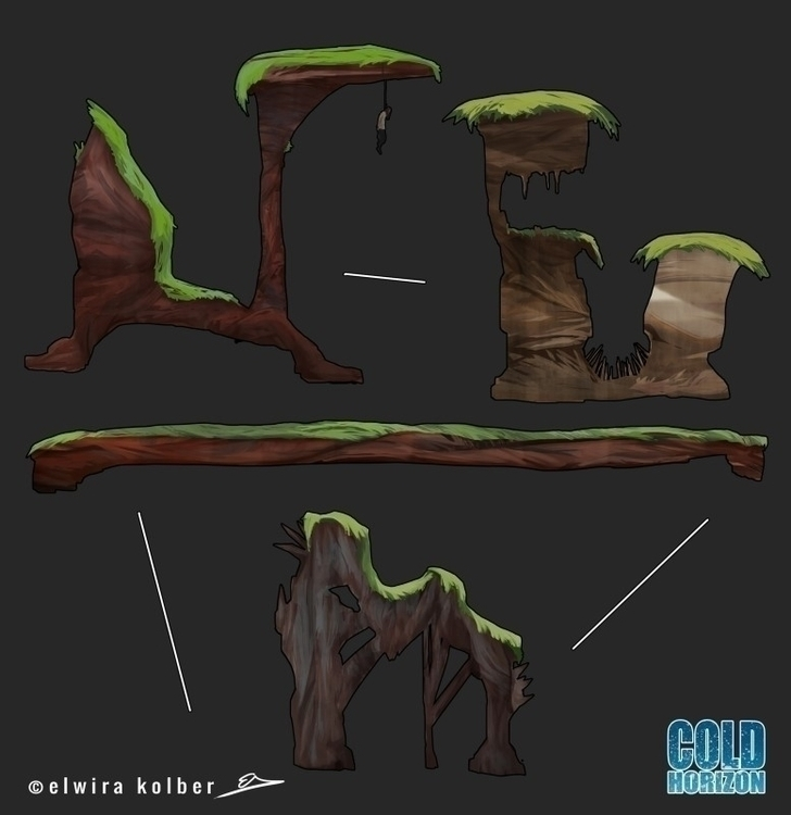 assets developed game Cold Hori - elwi | ello