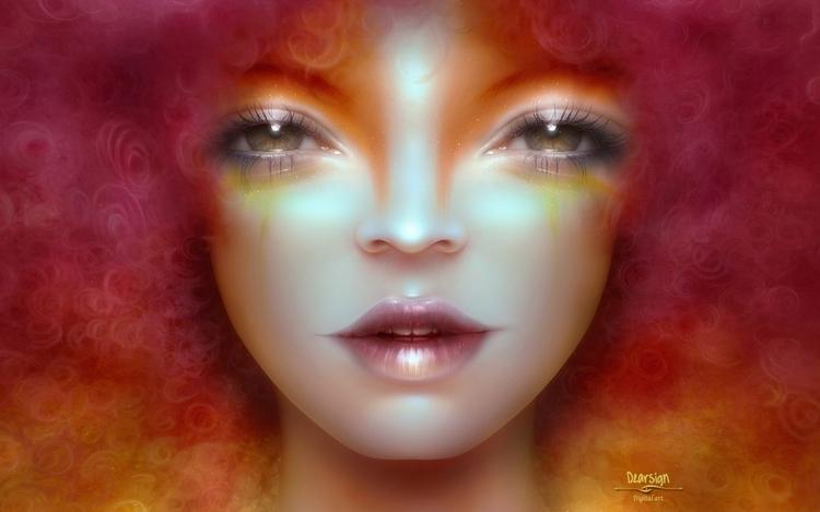 eyes soul - photography, conceptart - davidechieppa | ello