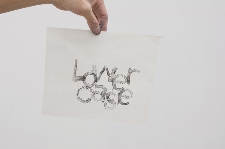 Typeface - lowercase - 1, typeface - masa-3066 | ello
