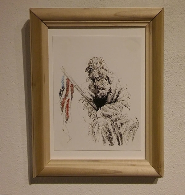drawing, art, fineart, contemporaryart - gabrielbroady | ello