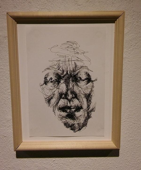 drawing, contemporaryart, expressionism - gabrielbroady | ello
