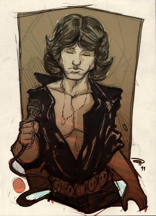 Jim Morrison - denismedri, jimmorrison - denismedri | ello
