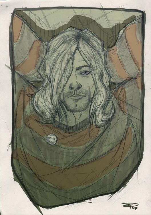 Kurt Cobain - denismedri - denismedri | ello