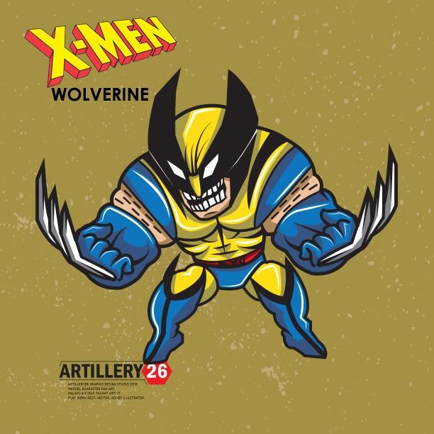 Wolverine fan art - wolverine, marvel - artillery26 | ello