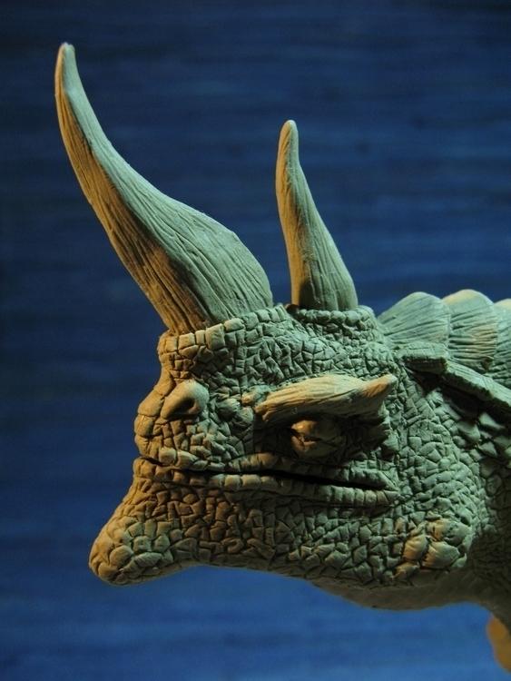 sculpt, dino, concept - heliot-4253 | ello