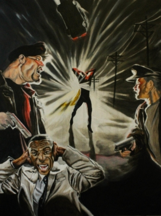 painting, visualart, contemporaryart - gabrielbroady   ello