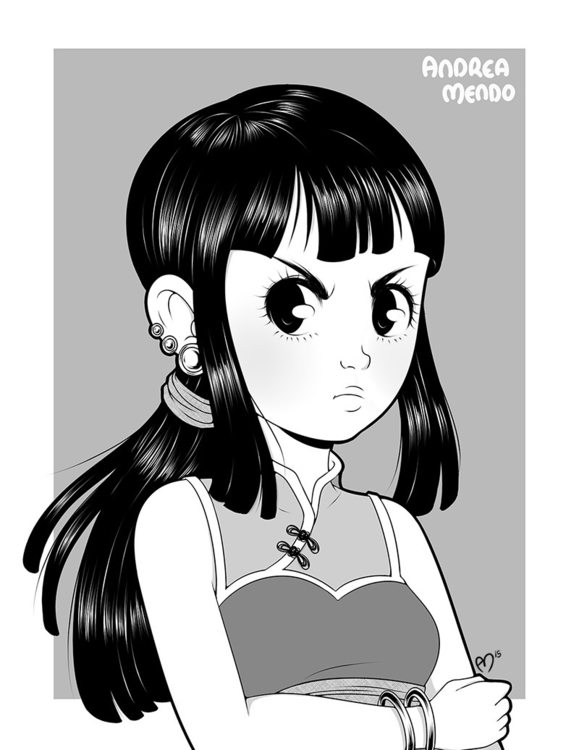 Milk - illustration, drawing, fanart - andymendo | ello