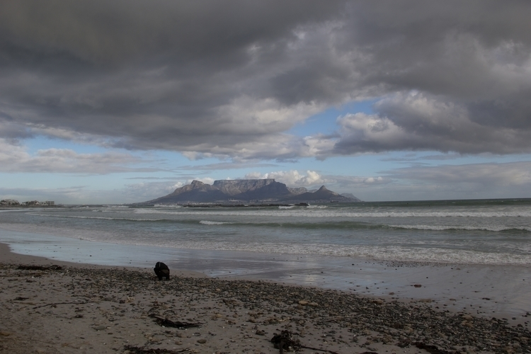 Beauty Table Mountain - #capetown - vela-9851 | ello