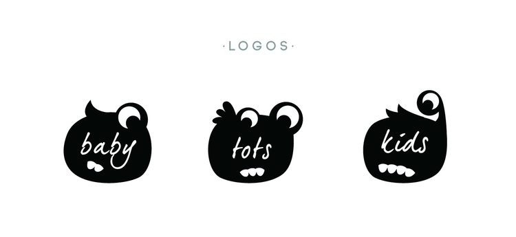 HIPP LOGOS - illustration, design - ivana-7596 | ello