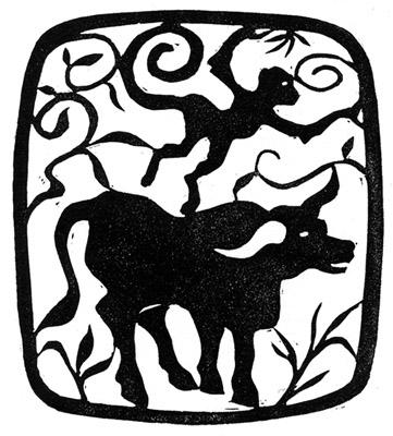 Monkey Ox - illustration, design - neilbrigham   ello