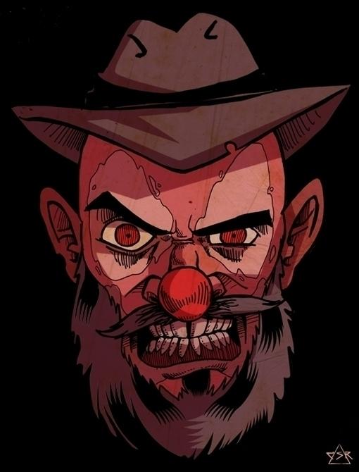 clown - beard - csrjara   ello