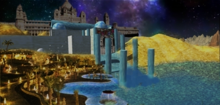 Dream - gameart, gamedesign, unity - chimerikel | ello