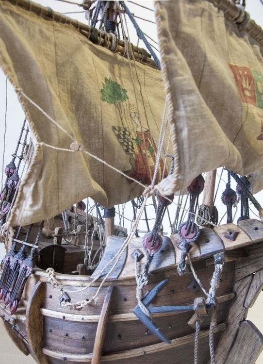 ship, modelling, sculpture - cyrill-9864 | ello