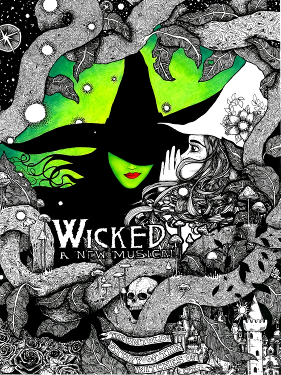 Wicked - wicked, witch, glendathegood - wyldtrees | ello