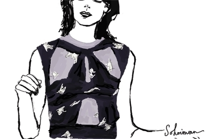 illustration, fashionillustration - gladdisso | ello