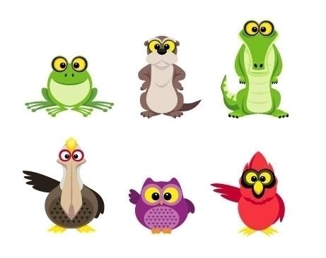 Vector Animal Designs - animals - mattcandraw | ello