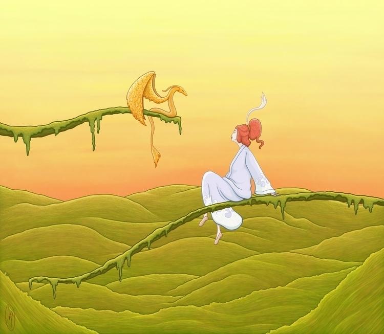 Matina Morning Dragon (19/05/20 - ricardovalente | ello