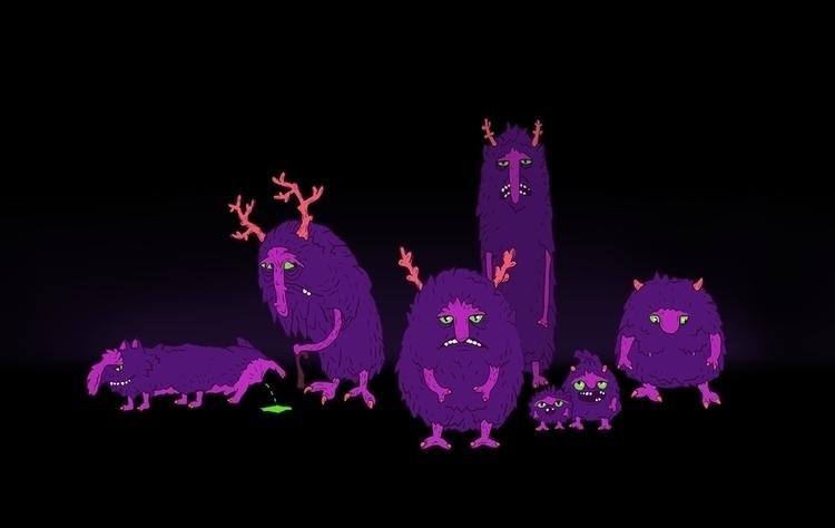 APHELION (characters - illustration - zmicier | ello