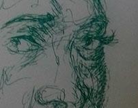 drawing, art, visualart, american - gabrielbroady | ello