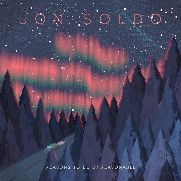 Jon Soldo - albumcover, coverart - davidavend | ello