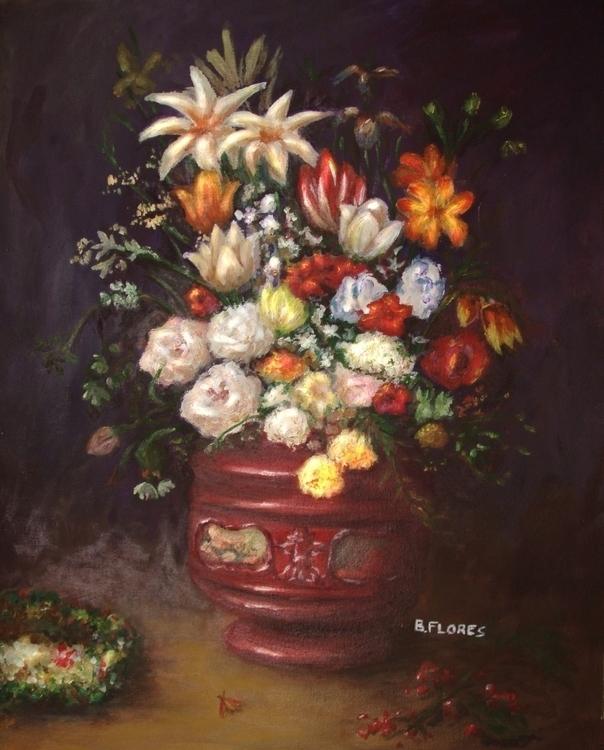 painting, oiloncanvas - beefeeb | ello