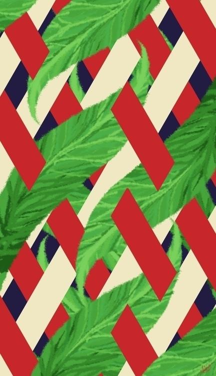 Geometric Plant - geometric, plant - donamarie | ello