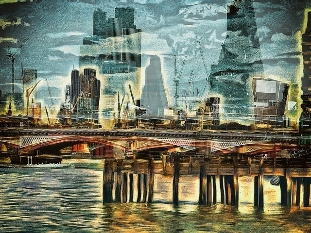 ThamesScape - photography - leighkemp | ello