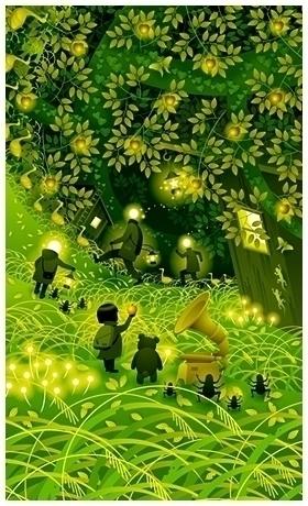 illustration - kouzou | ello