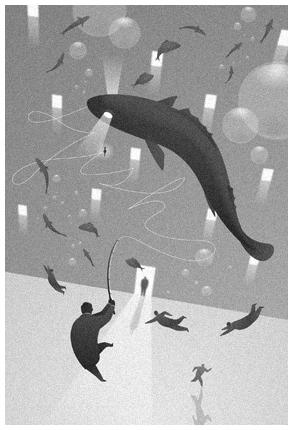 illustration, drawing - kouzou | ello