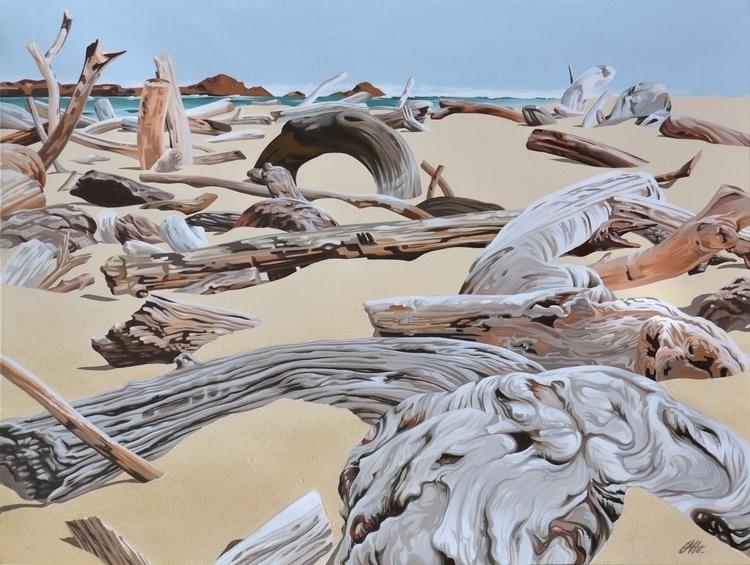 Beached - otto-1296 | ello